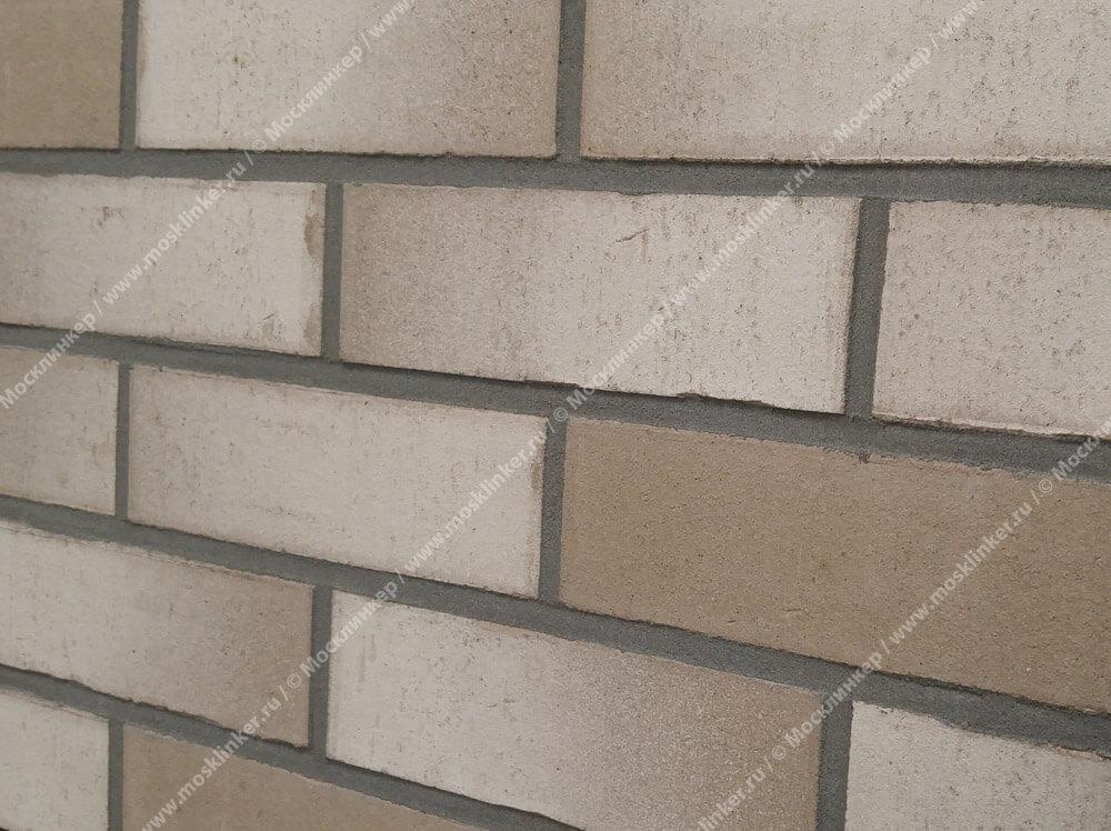 Feldhaus Klinker - R940NF14, Vario Premium Argo Albula, 240х71х14 - Клинкерная плитка для фасада и внутренней отделки