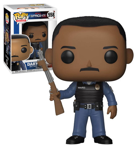 Will Smith Funko Pop! Vinyl Figure || Уилл Смит из фильма Bright