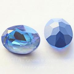 4120 Ювелирные стразы Сваровски Crystal Ocean DeLite (18х13 мм)