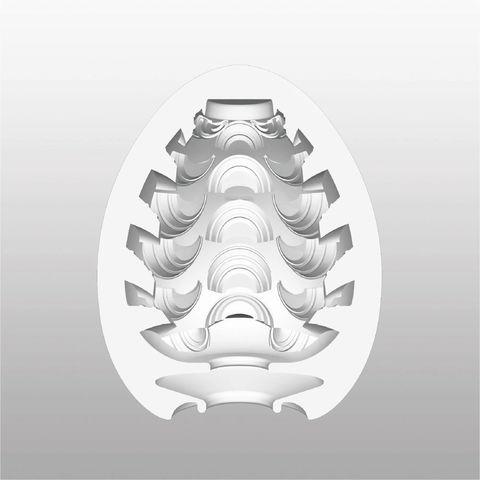 Мастурбатор-яйцо STEPPER