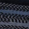 Пряжа YarnArt Crazy Color 174 (Белый,синий,серый,черный)