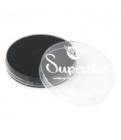 023 Аквагрим Superstar 45 гр черный
