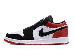 Air Jordan 1 Low 'Black Toe'