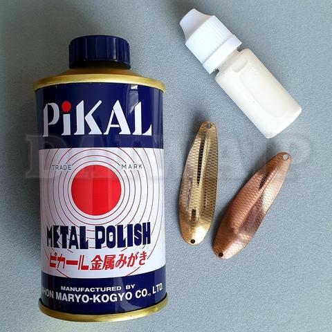 Японская полироль для блесен PIKAL 10ML