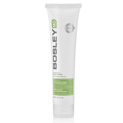 Bosley MD Scalp Therapy: Скраб обновляющий для кожи головы (Rejuvenating Scalp Scrub), 150мл