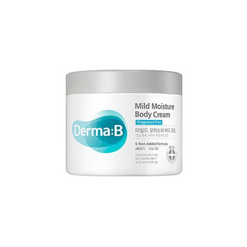 Крем для тела Derma B Mild Moisture Body Cream 430 мл