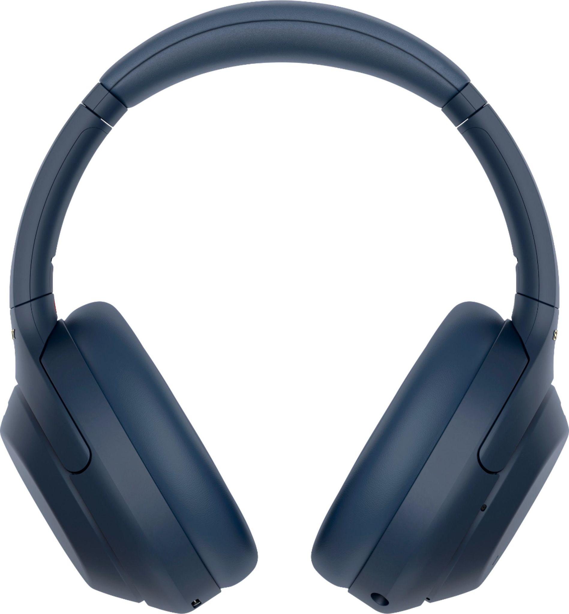 Наушники WH-1000XM4L синие купить в Sony Centre