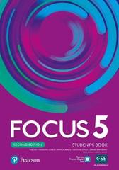 Focus Second Edition 5. Student's Book with Bas...