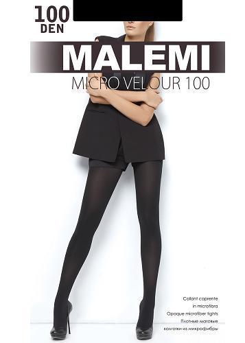 Malemi MICRO VELOUR 100 колготки женские