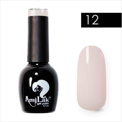 AmiLak Color Gel Polish №012
