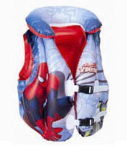Жилет надувной д/плавания Spider-Man 51х46см 98014