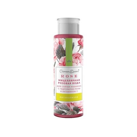 Мицеллярная вода для снятия макияжа «Витаформула» с абсолютом розы