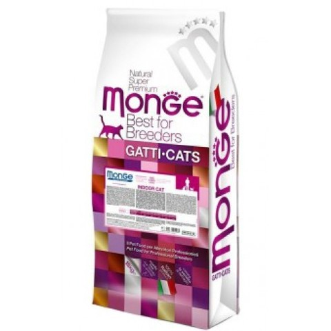Monge Cat Indoor  10 кг
