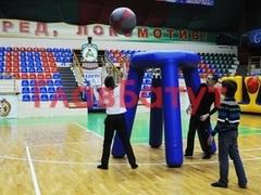 Баскетбольное кольцо надувное (Гигантский  баскетбол)