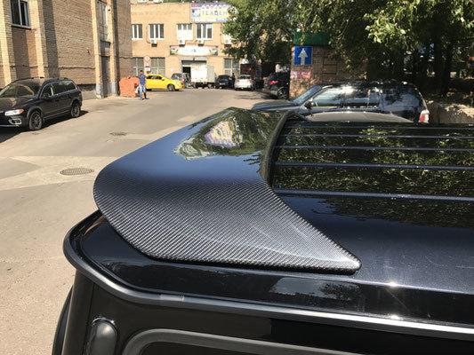 Спойлер на крышу для Mercedes G-class