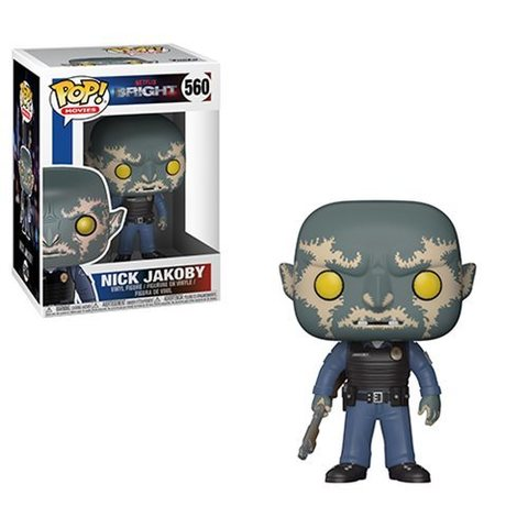 Nick Jakoby (Bright) Funko Pop! Vinyl Figure || Ник Джакоби