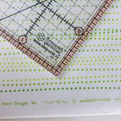 Ткань для пэчворка, хлопок 100% (арт. M0509)