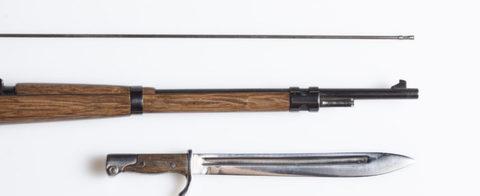 Коллекционная модель винтовки «Маузер» (1898 год)