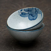 "Пиала ""Цветок"" керамика Цзиндэчжэнь, 60 мл"