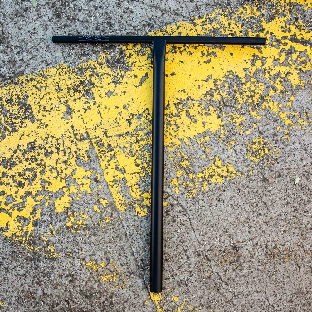 Руль для трюкового самоката URBANARTT Civic T-Bar CrMo (Black)