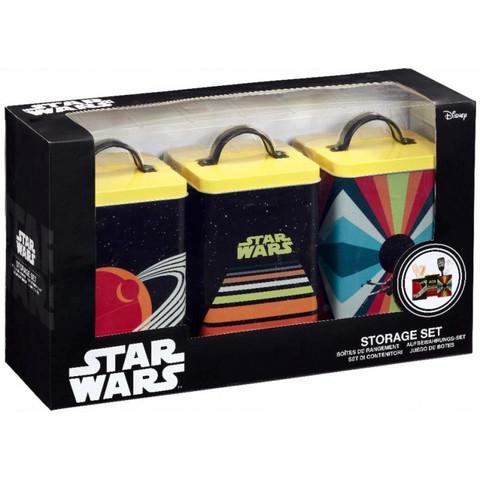 Контейнеры для продуктов Star Wars