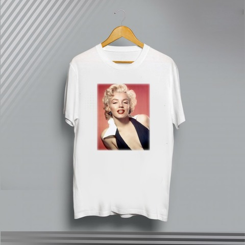 Merilin Monro t-shirt 3