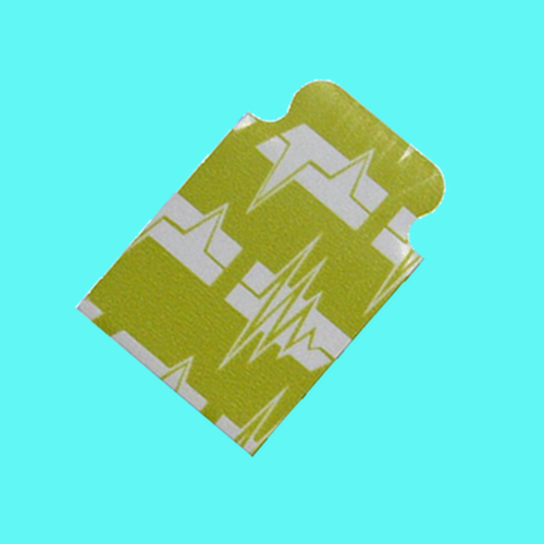 Электрод ЭКГ 22х34мм, одноразовый, F9049/RU2234TAB (F3001ECG) Fiab