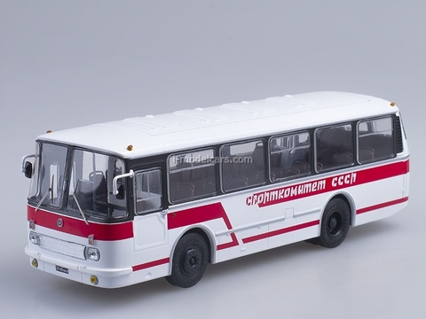 LAZ-695R USSR Sports Committee Soviet Bus (SOVA) 1:43