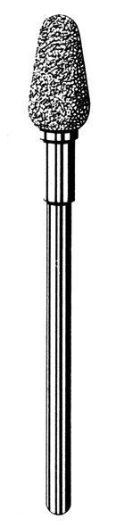 Лабораторные алмазные инструменты «SS WHITE» серия LAB 75/4060 Группа II. Средняя крошка.