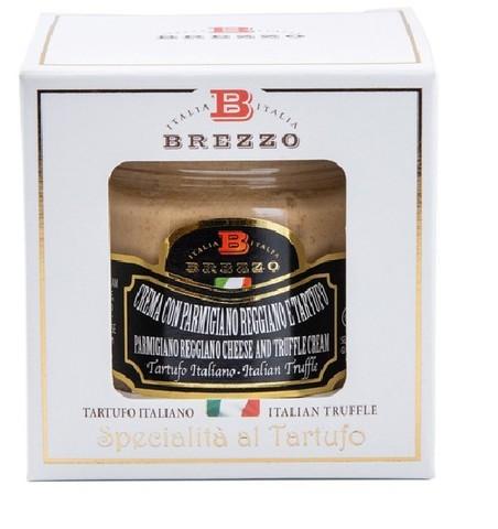 Крем-соус с пармезаном и черным трюфелем, 80 гр.