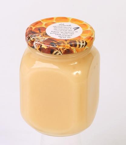 Мед липовый (0,7кг)