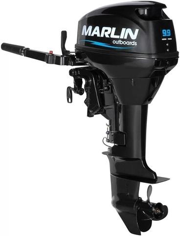 2х-тактный лодочный Мотор MARLIN MP  9.9 AMHS