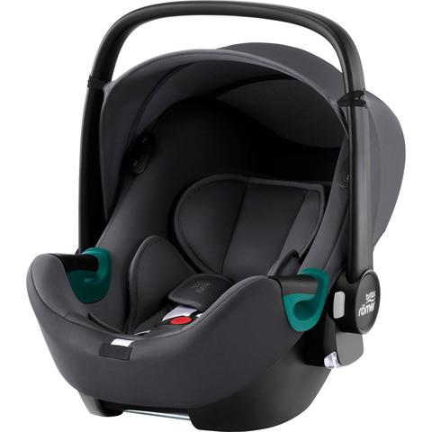 Автокресло Britax Roemer Baby-Safe iSense Midnight Grey