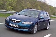 Чехлы на Mazda 6 хэтчбэк / универсал 2002–2008 г.в.