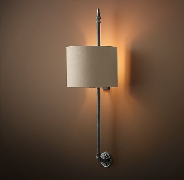 Бра ALSACE ARCH RAILING SCONCE