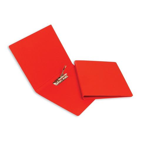 Папка с зажимом Bantex А4 1.9 мм красная (до 100 листов)