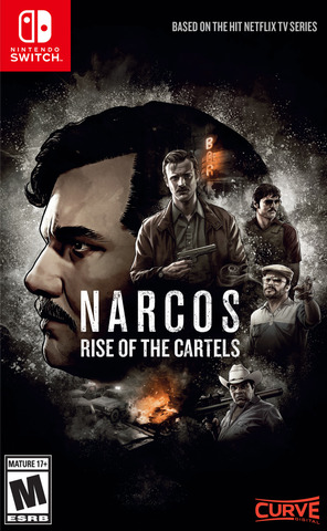 Narcos: Rise of the Cartels (Nintendo Switch, русская версия)
