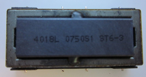 4018L 075 0S1 ST6-3 трансформатор инвертора