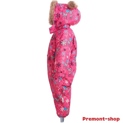 Комбинезон Premont для девочки Оленята Карибу WP91053 CORALL