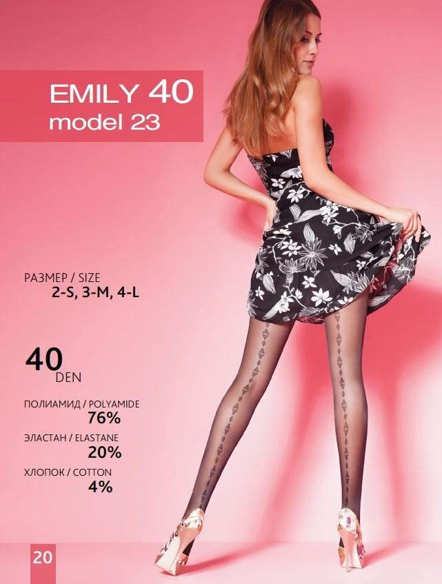Колготки Giulia Emily 23