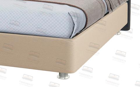 скруглённые углы у кроватей
