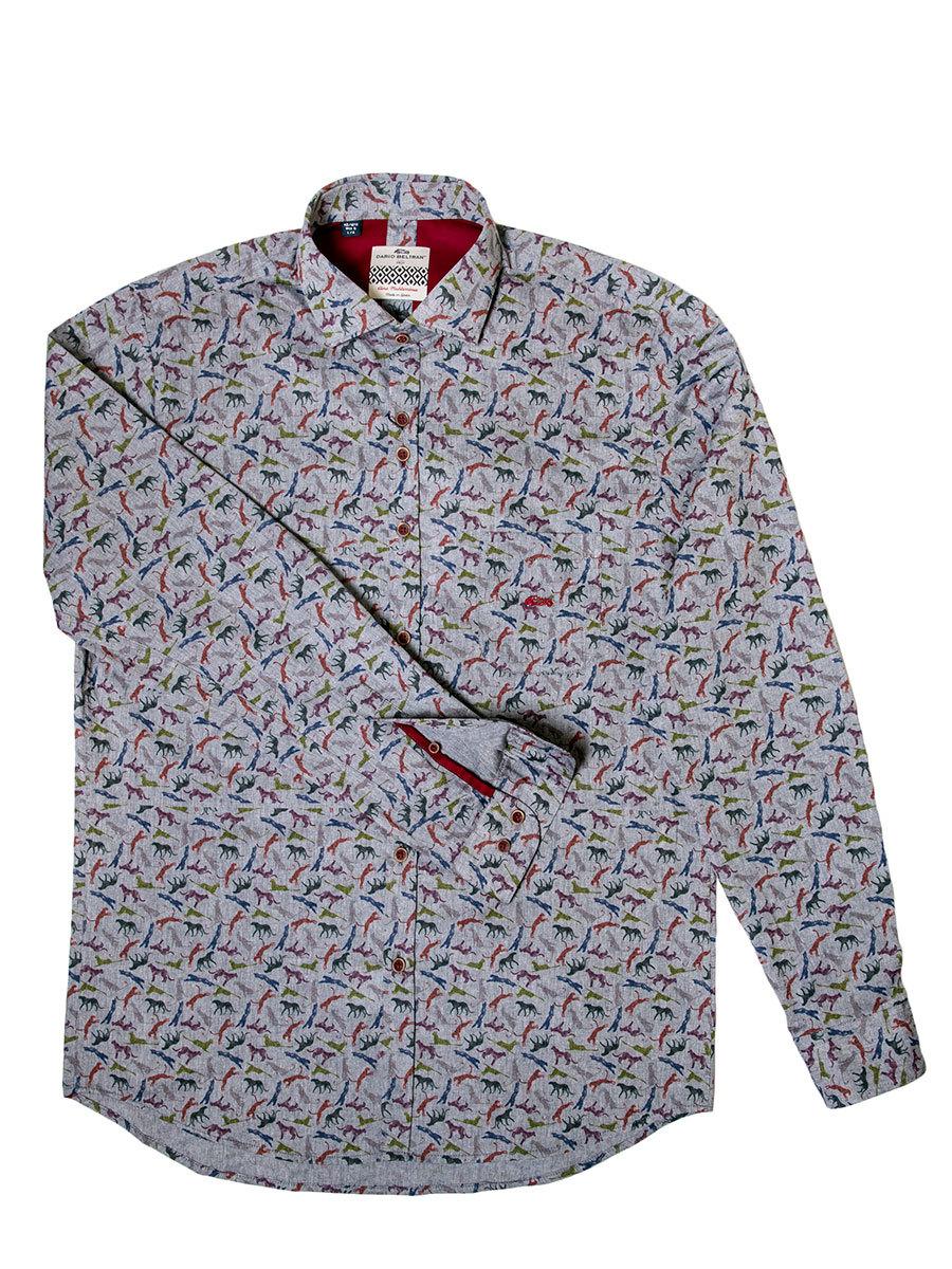 Dario Beltran рубашка Hucha 3ZG 1000 - Фото 1