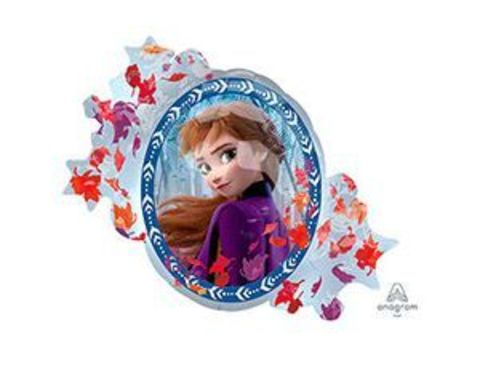 Шар зеркало Холодное Сердце 2