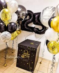 Купить воздушные шары на День Рождения