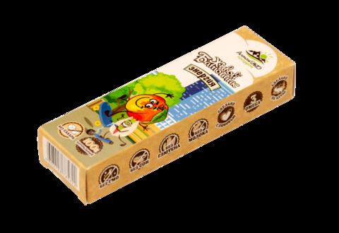 """Мини-батончик фруктово-ореховый """"Энергия"""" без сахара, 25 г"""