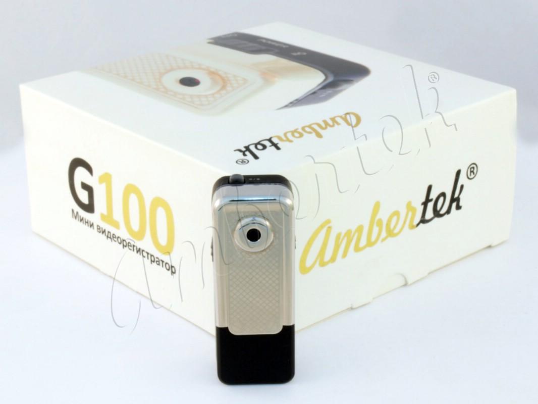 Мини видеокамера Ambertek G100