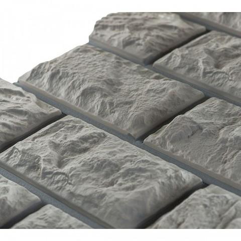 Фасадные панели (Цокольный Сайдинг) Доломит Альпийский Премиум Памир