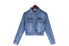 62078 куртка женская, джинсовая
