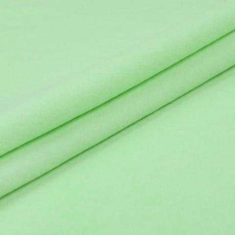 Фланель гладкокрашеная 75 см цвет салат