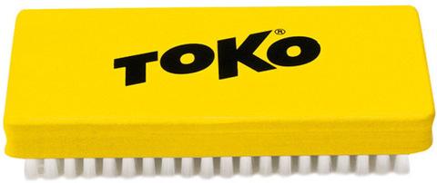 Картинка щетка Toko ручная, полировочная, полиэстр 12 мм  - 1